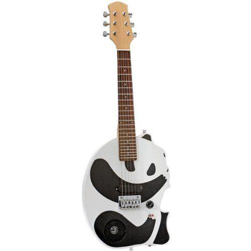 Panda guitar? Rad A PANDA BEAR HUG! Pinterest All things