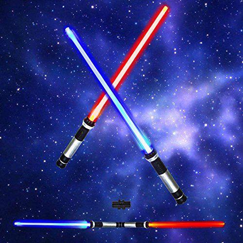 Laser Swords 2 In 1 Led 6 Colors Light Up Saber Sword S Https Www Amazon Com Dp B075fhjdb2 Ref Cm Sw R Pi Dp U X Lightsaber Colors Dual Swords Light Up
