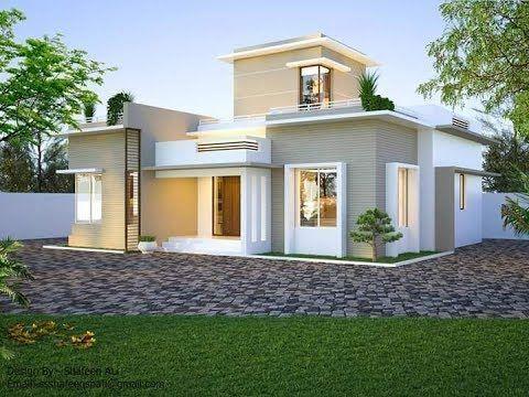 20 Best Small House Design Front Elevation Ideas 2019 Youtube Best Small House Designs Small House Design Village House Design