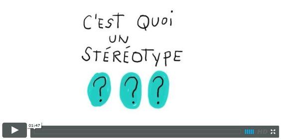 C'est quoi, un stéréotype ? - 1jour1actu.com - L'actualité à hauteur d'enfants !