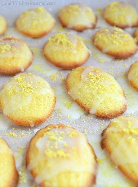 домашнее печенье мадлен рецепт с фото