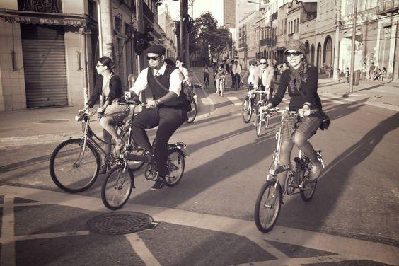 II Tweed Ride Rio - Centro Rio de Janeiro