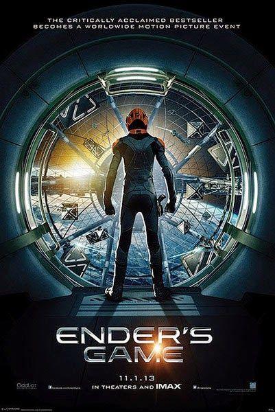 Poster El Juego de Ender | Carteles de Cine y Posters