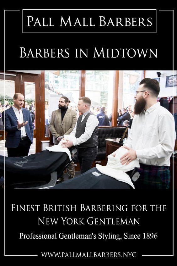Barbers in Midtown