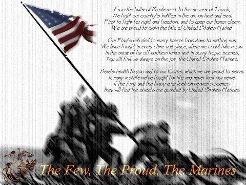 The Marine's Hym