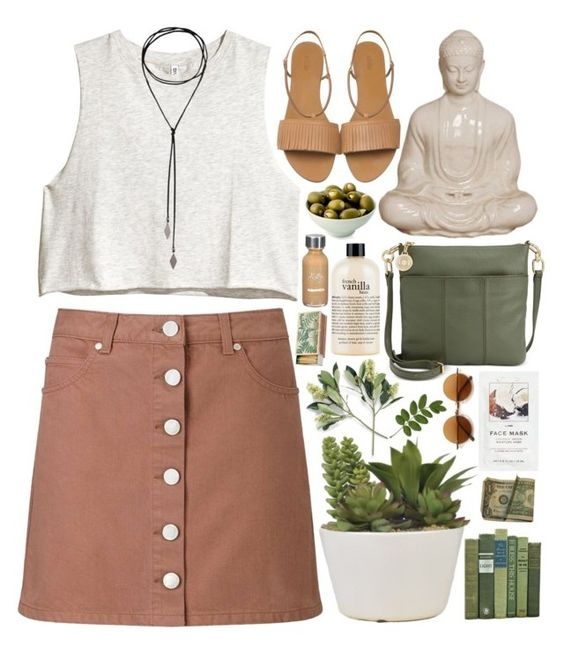 She was Lost by ladyvalkyrie on Polyvore featuring polyvore, fashion, style, H&M, Miss Selfridge, Tommy Hilfiger, Retrò, L'Oréal Paris, philosophy, Emissary, Shandell's and clothing