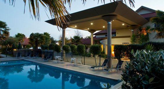 Regal Palms Resort, Rotorua, New Zealand - Booking.com