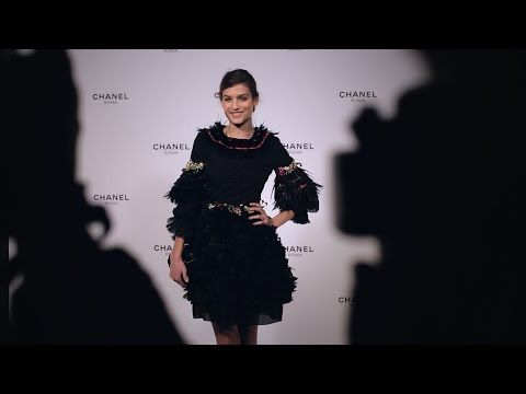 Opening Night of the new CHANEL Boutique in Rome, Italy - YouTube