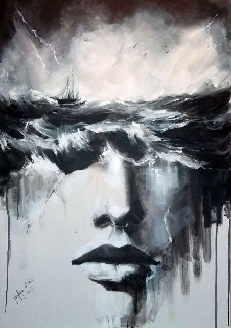 Los cuadernos de Vogli: Józefina litwinComo la mar, los besos«No importan ...