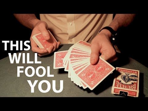 This Card Trick Will Fool You Twice Revealed Youtube Card