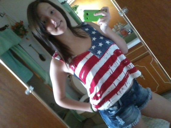 My 4th of july outfit ♥★