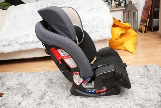 Graco Maximum Safety Protection 0 36kg Fotelik Baby Car Seats Car Seats Graco