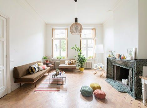 Una casa en Gante | La Bici Azul: Blog de decoración, tendencias, DIY, recetas y arte