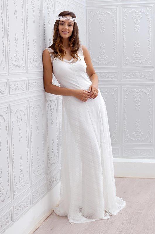 Createur de robe de mariee sur mesure nantes