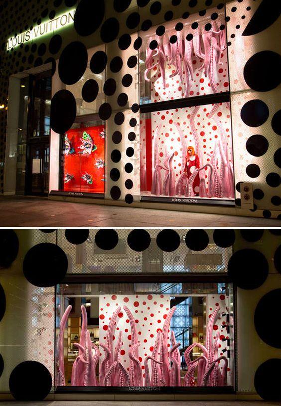 Louis Vuitton's Collab With Yayoi Kusama - Gogirl! Magazine