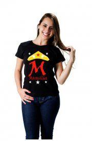 Camiseta M. Maravilha