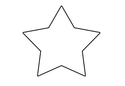 Winter Stern Zum Ausmalen Ausmalen Ausmalbild Stern Kostenlose Malvorlagen