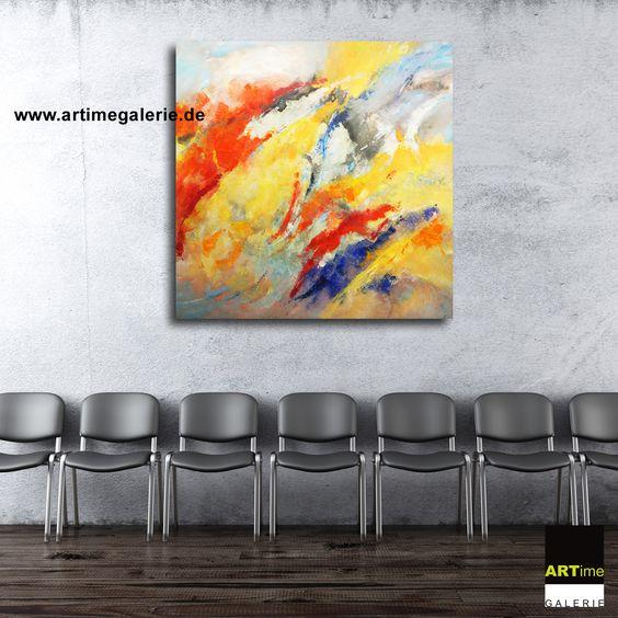 """""""MUT ZUR  #KUNST  !""""  Bunte Kunst in der tristen Jahreszeit, - die  #ARTime   #Galerie  überrascht Sie wieder mit eindrucksvollen  #Gemälden  . Belebende  #moderne   #Malerei  für Ihre 4 Wände. Ausdrucksvolle  #Malstile  und  #große   #Bildformate  - hier sollten Sie Ihr Bild für ein kunstvolles Ambiente finden. Jedes Gemälde ist garantiert ein  #Unikat  ! www.artimegalerie.de"""