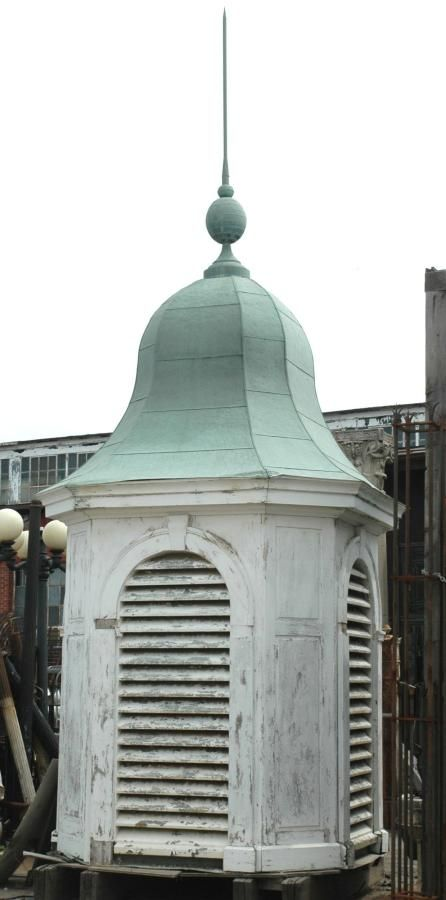 Huge Wood And Copper Cupola Cupolas Pinterest Copper