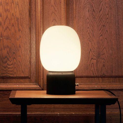Karow Kleine Tischleuchte Mit Holzfuss Schone Lichtquelle Fur Das Schlafzimmer Oder Als Sideboard Leuchte Im Wohnzimmer Lampentisch Design Leuchten Lampe