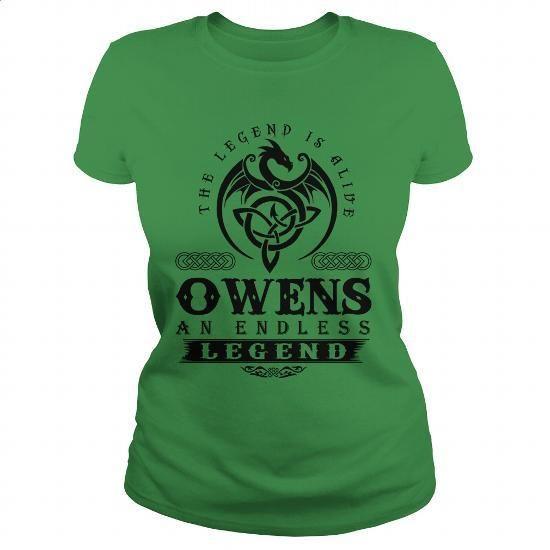 [Tshirt Flowers,Tshirt Druck] OWENS. CHEAP PRICE => https://www.sunfrog.com/Names/OWENS-112405241-Green-Ladies.html?id=68278
