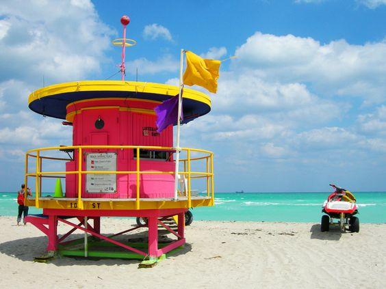 Life Guard Miami beach