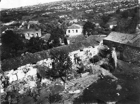 Τα κελιά της Παρηγορήτισσας, 1881