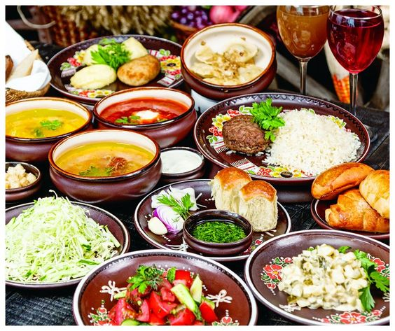 Again we invite you to the table in #traditions of national #Ukrainian #cuisine