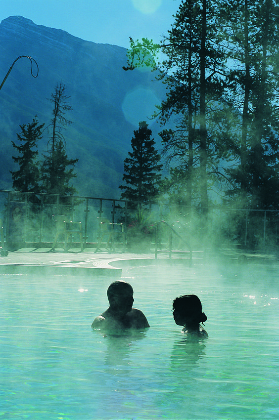 Banff Upper Hot Springs, Canadá