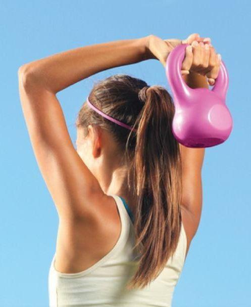 Arm Workouts! Triceps Exercises To Kill Those Bingo Wings -