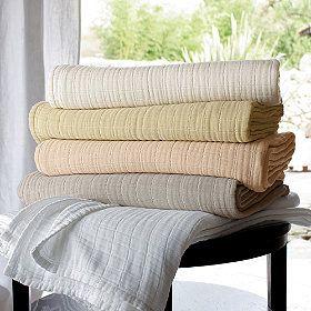 Gossamer Cotton Blanket & Sham | The Company Store