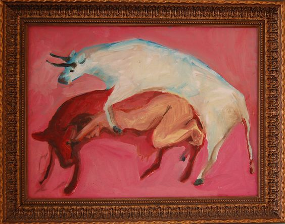 Image result for pasiphae and the bull