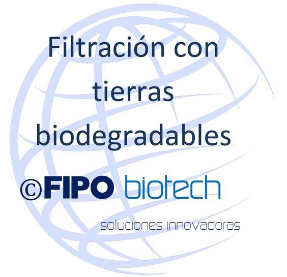 Filtros Vino Cerveza Salmueras Tierras biodegradables NOVEDAD sustituye ...