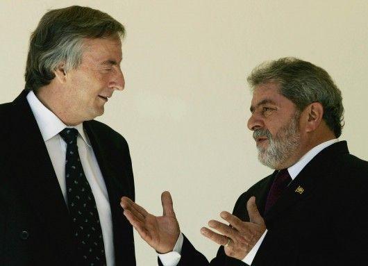 DICIEMBRE 17, 2004 Cumbre del Mercosur en Ouro Preto