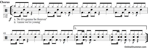 Drum : drum tabs white stripes Drum Tabs White Stripes as well as ...