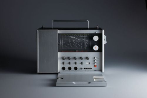 T1000 Radio by Dieter Rams for Braun