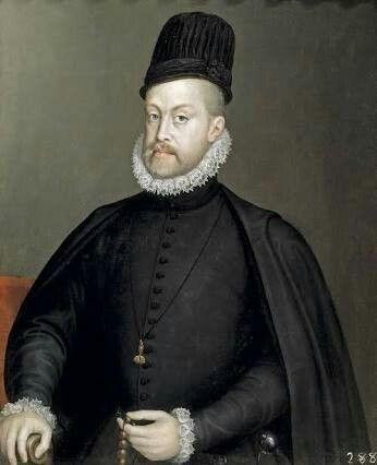 Alonso Sánchez Coello -  Felipe II