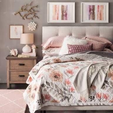 Pink Grey And Brown Bedroom Interior Design Bedroom Small Interior Design Bedroom Teenage Girl Bedroom Designs