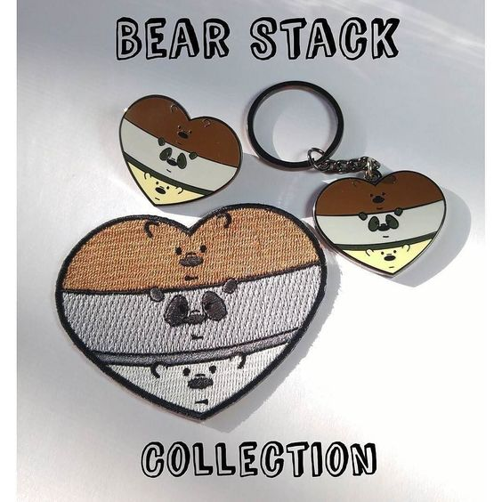 #Repost @honeybeezer   Our Bear Stack Collection Is Live!!!  Limited Quantities on key chains!! Everything will ship out Jan 25th!!! . And don't forget to enter Code  ITSMYBIRTHDAY  when you purchase any 2 or more items!! Today ONLY!!! Thank you everyone  Enjoy   Beezer.BigCartel.Com  . . . #Pins #EnamelPins #PinsOfInstagram #LapelPins #HatPins #DopePins #Patches #Stickers #Nostalgia #WeBareBears #BearStack #KeyChains #Cartoons #Grizz #PanPan #IceBear #BeezerPins #2017 #Holidays #Gifts…