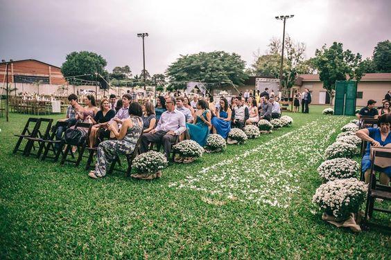 Casamento elegante no campo: Ericka + Eduardo - Berries and Love