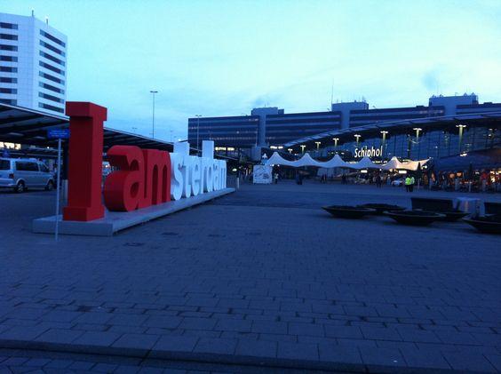 Schiphol 2012