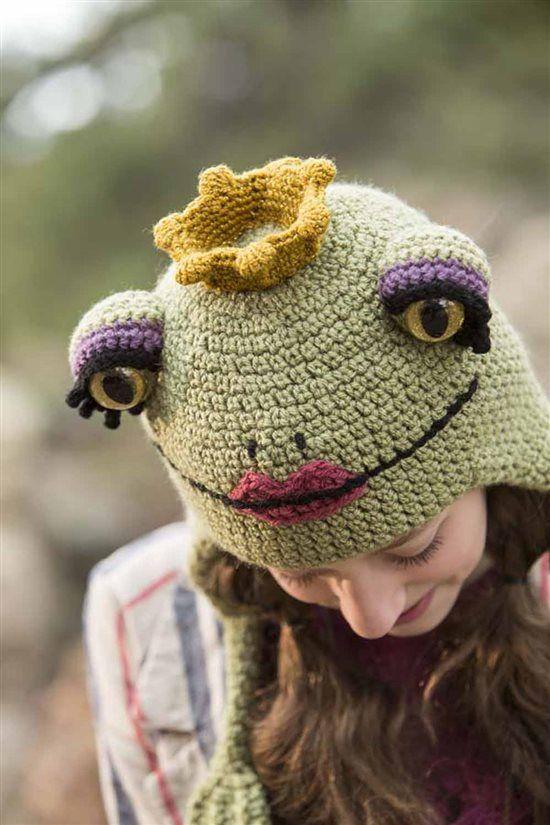 Crochet Ever After : Crochet Ever After: Crochet Frog Hat