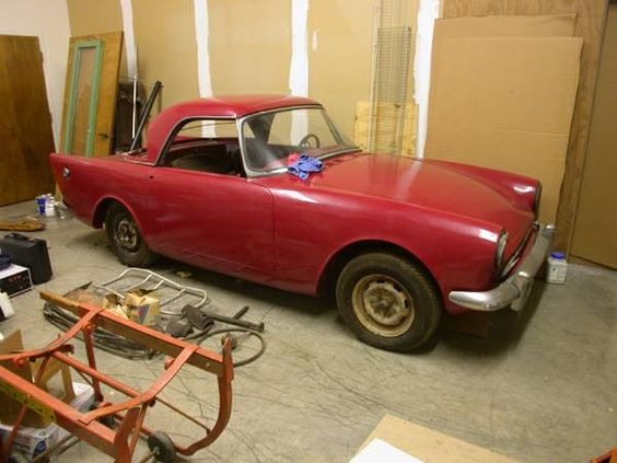 1962 Sunbeam Alpine - $3200 Tucker, GA #ForSale # ...