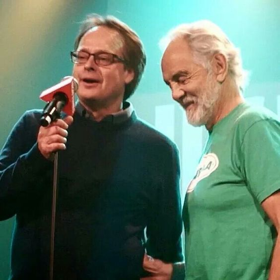Marc Emery and Tommy Chong