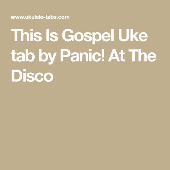 Ukulele ukulele tabs panic at the disco : Pinterest • The world's catalog of ideas