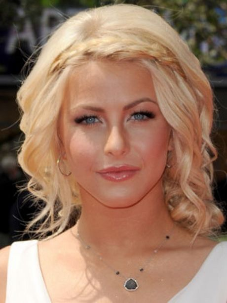 Magnificent Medium Length Hairs Wedding And Hair On Pinterest Short Hairstyles Gunalazisus