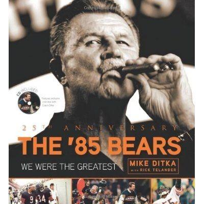 1985 Bears...Best Ever!! #chicago #bears