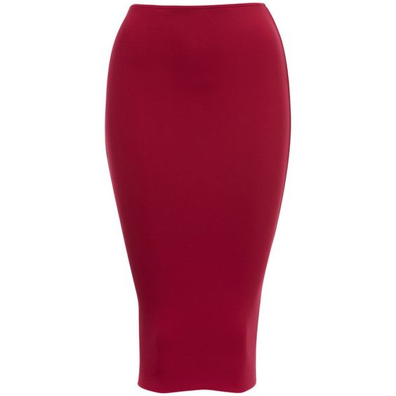 Body Con Midi Skirt ❤ liked on Polyvore featuring skirts, calf length skirts, bodycon midi skirt, bodycon skirt, purple skirt and midi skirt