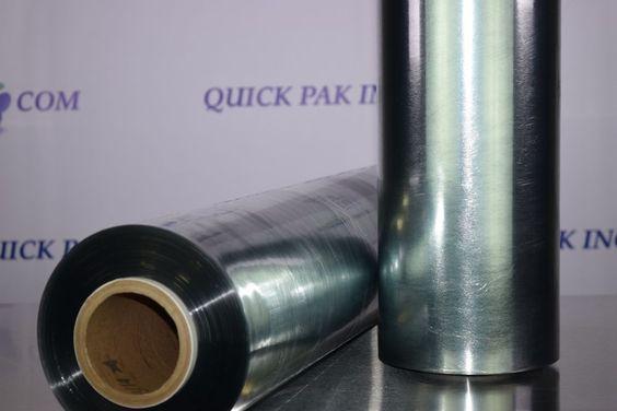 "36"" x 40ga x 5000' Heavy PVC Laundry Wrap (free shipping on this item) #QuickPakIncUltraClingPVCLaundryWrap"