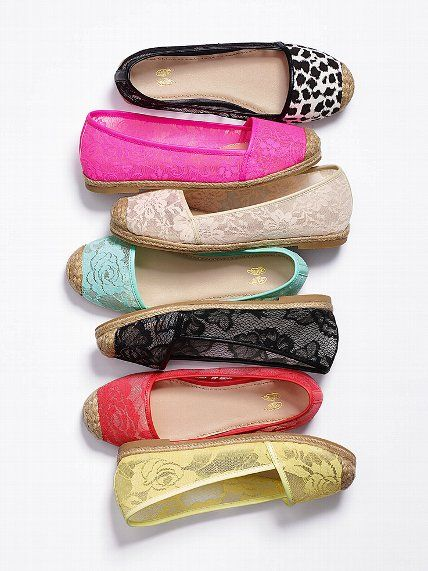 Lacie Espadrille - VS Collection - Victoria's Secret